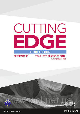 Cutting Edge 3rd Edition Elementary Teacher's Resource Book (with Resources CD-ROM) ISBN: 9781447936862, фото 2