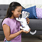 Интерактивная собака робот-игрушка Zoomer Playful Pup от Spin Master, фото 5