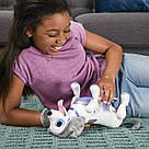 Интерактивная собака робот-игрушка Zoomer Playful Pup от Spin Master, фото 7