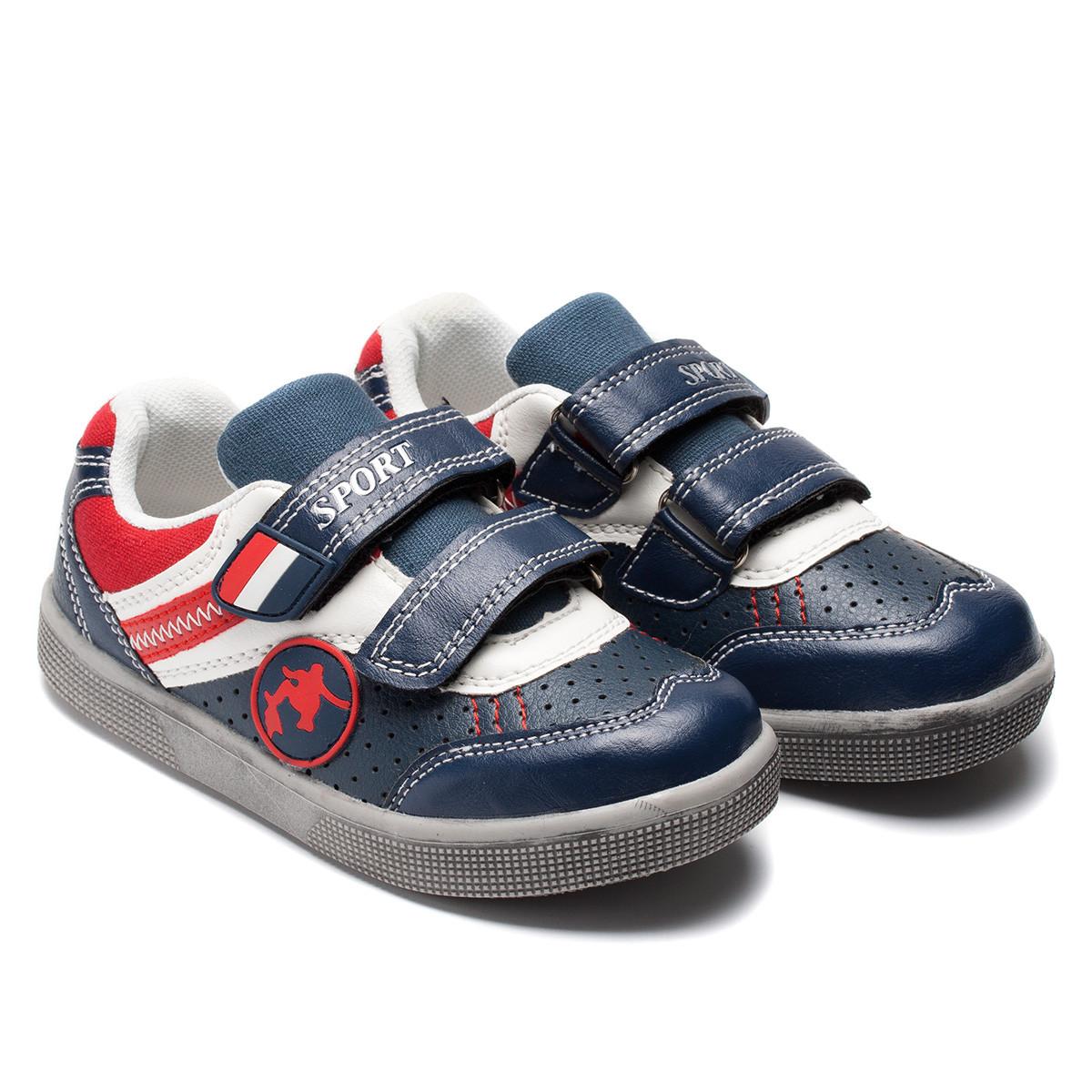 Кроссовки Bi&Ki для мальчика, текстильные, размер 27-32