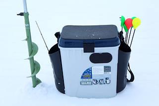 Зимові ящики, Льодобури