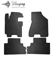 Автомобильные коврики Hyundai Tucson 2004- / Kia Sportage 2005-2010 Комплект (Stingray)