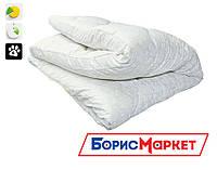 Одеяло Soft Plus с кантом Matroluxe, одеяло белое с искусственным пухом