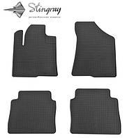 Автомобильные коврики Hyundai Santa Fe 2006-2010 / Hyundai Santa Fe 2010-2013  Комплект (Stingray)