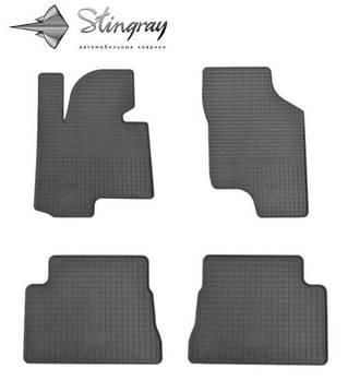 Автомобильные коврики Hyundai Getz 2002-  Комплект (Stingray)