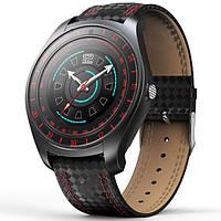 Умные часы UWatch Smart V10+ красные Оригинал