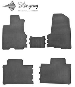 Автомобильные коврики Honda CR-V 2002-2007  Комплект (Stingray)