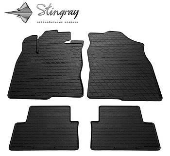 Автомобильные коврики Honda Civic 2017- Комплект (Stingray)