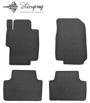 Автомобильные коврики Honda Accord 7 2003-2008  Комплект (Stingray)