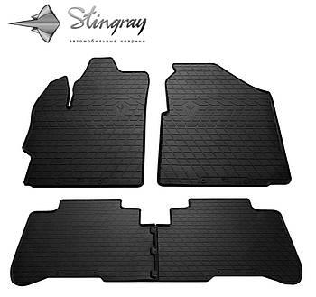 Автомобильные коврики Great Wall Haval Voleex C30 2011-  Комплект (Stingray)