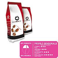 Кава в зернах Італія Premium MokaMoka, 1 кг
