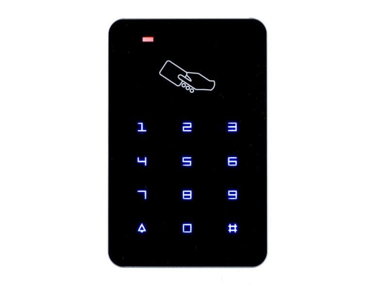 Контроллер + считыватель с кодовой клавиатурой Seven CR-778T
