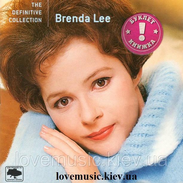 Музичний сд диск BRENDA LEE The definitive collection (2006) (audio cd)