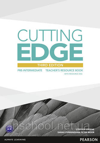 Cutting Edge 3rd Edition Pre-intermediate Teacher's Resource Book (with Resources CD-ROM) ISBN: 9781447936930, фото 2