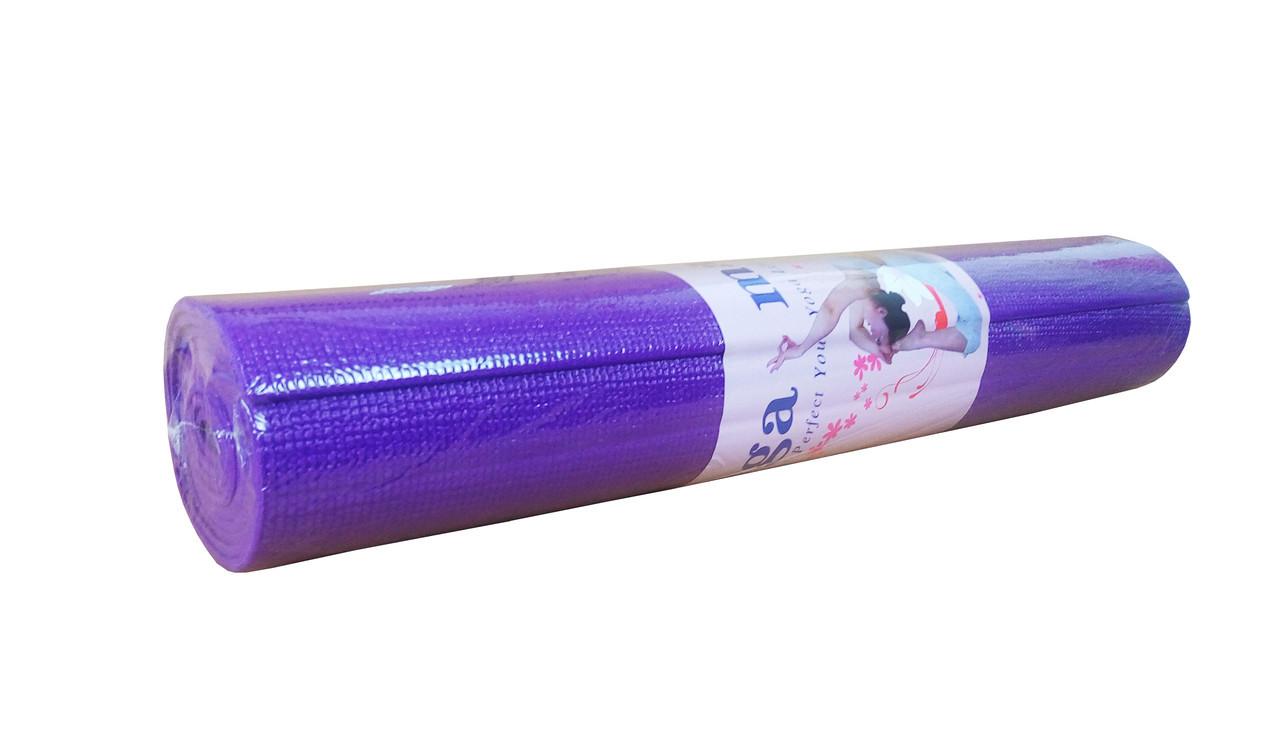 Йогамат MS1847(Violet) Фиолетовый