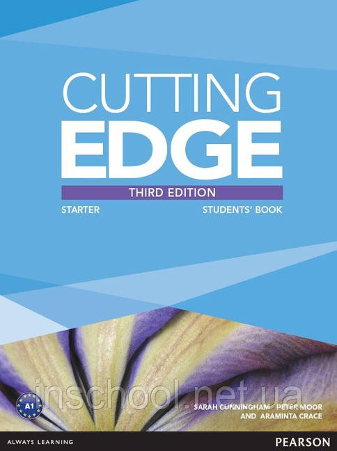 Cutting Edge 3rd Edition Starter Students' Book and DVD Pack ISBN: 9781447936947