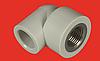 Колено с металлической резьбой внутренней 25х1/2 FV-PLAST