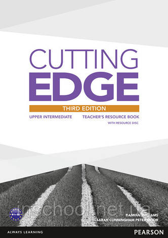 Cutting Edge 3rd Edition Upper Intermediate Teacher's Resource Book (with Resources CD-ROM) ISBN: 978144793701, фото 2