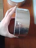 Скотч огнеупорный 100 С (50х50) для сауны, фото 2