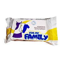 Натуральное детское мыло для стирки Family (150г.) (срок до 07.19)