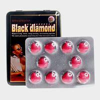 Black Diamond - Черный Бриллиант - для повышения потенции 10 шт., фото 1