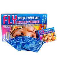 Fly Dazzled Powder - збудливий порошок для жінок 16 шт., фото 1
