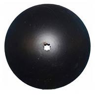 Диск John Deere сфера D=560 мм,h=6мм (бор) AZ35487