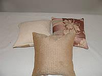 Комплект подушек  терракот, 3шт, фото 1