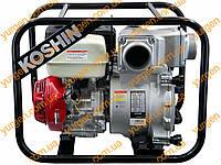 Мотопомпа для грязной воды KOSHIN KTH-100S