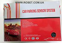 Парковочный радар (парктроник) Car Parking Sensor System на 8 датчиков