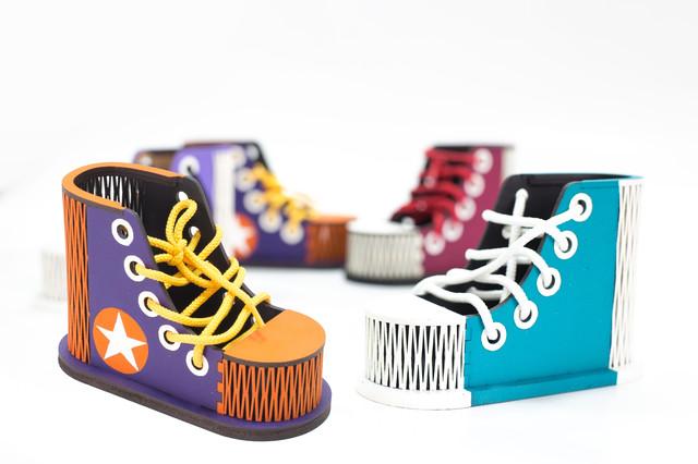 Серия Ботинок
