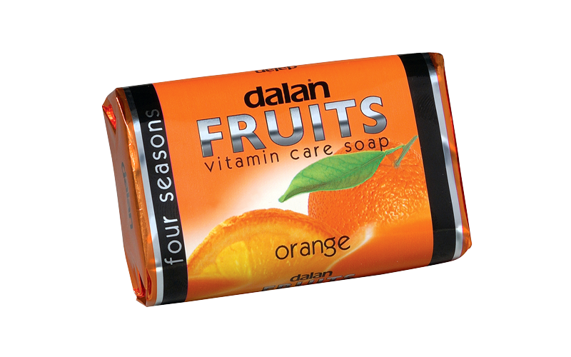 """Мило Dalan Fruits """"Апельсин"""" (150г.)"""