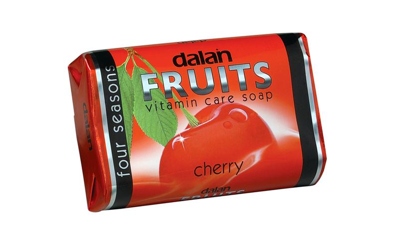 "Мыло Dalan Fruits ""Вишня"" (150г.)"