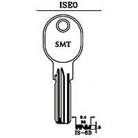 Заготовка ключа вертикальной нарезки PISE-5/Canas/isseo/