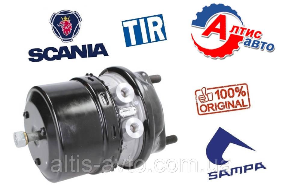 Тормозной энергоаккумулятор Scania тип 24/16 задний мост