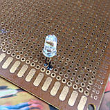 Струмопровідний клей Wire Glue 9мл графітовий рідка дріт струмопровідна фарба, фото 8