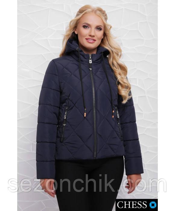 Женские весенние куртки короткие модные