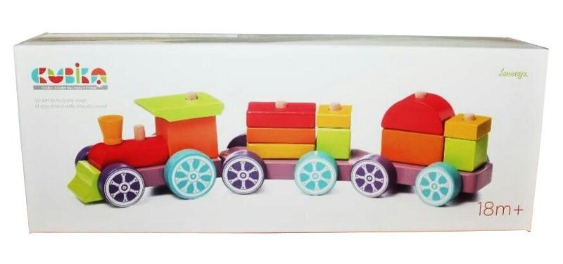 Поезд Радужный экспресс LP-3 (12923)