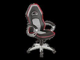 Компьютерное кресло Q-055 Signal черно-серебряный