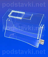 Лототрон объем 67 литров, акрил 8, габариты (ШхВхГ) 700х520х400 мм (PR-19)