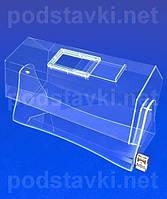 Лототрон объем 100 литров, акрил 8, габариты (ШхВхГ) 850х520х400 мм (PR-21)