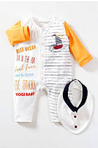 Комбинезон для новорожденных Wogi w3041