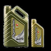Автомобильное моторное масло Dynamic 10w40, 4л.