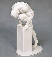 """Фарфоровая статуэтка """"Атлет"""" (Глазурь) WS-112/ 2"""