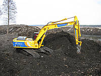 Земля грунт чернозем купить в Киеве и Кивеской области