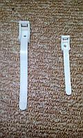 Крепеж ремешковый для крепления кабелей гофры д.40 (уп.100шт.)