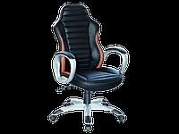 Компьютерное кресло Q-112 Signal черно-коричневый