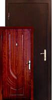 Бронированная дверь Zimen  Z-06 Золотой Дуб (960) L 1 контур