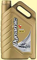 Автомобильное моторное масло Dynamic Transit 15w40, 4л.