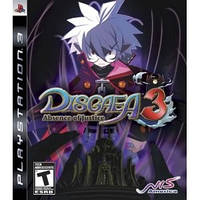 Игра DISGAEA3: Absence of Justice (PS3)